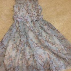 Rochie albastru elegant