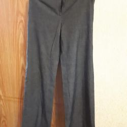 Women's pants 48 size on high growth