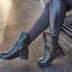 Новые ботинки (весна-осень)