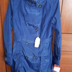 Women's raincoat New.