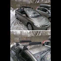 Honda Civic 5d Bagajı