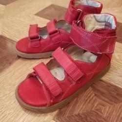 Ortopedik Memo Sandalet