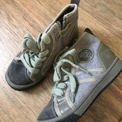 Boots demi-season kotofei