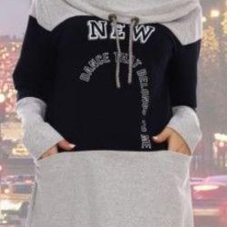 Tunic, sweatshirt