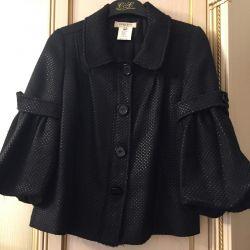 Продам французское коротенькое пальто размер s