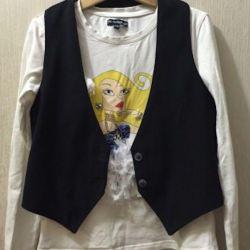 Tricou, tunică, jachetă