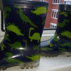 Rubber boots 25 rr