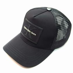 Calvin Klein Cap Baseball Cap Mesh (Black) New