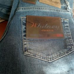 Jeans Whitney® Super calitate !!!