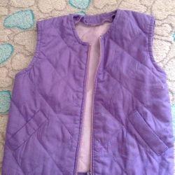 Vest for a girl