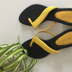 yellow sandals p38-39