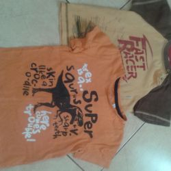 T-shirts for boys 3-5 years
