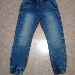 Jeans height 134cm