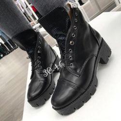 Μπότες άνοιξη-φθινόπωρο νέο