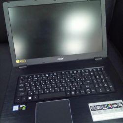 Νέο Acer 17.3 IPS GTX 950-4Gb i5 7η γενιά