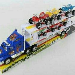 ATV φορτηγό