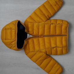 Куртка новая, р.80