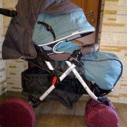 Bebek arabası capella