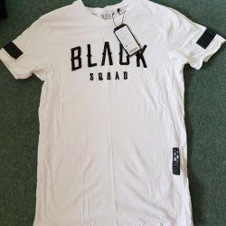 T-shirt BLACK new
