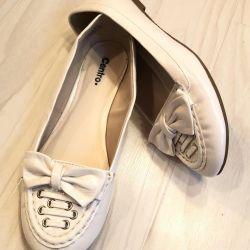 Ballet Shoes Centro