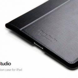 iTaste Studio Δερμάτινη Θήκη για iPad 2