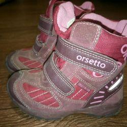 Allseason Orsetto Boots