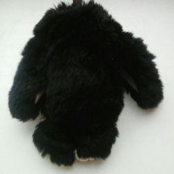 Кролик игрушечный