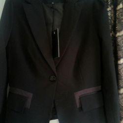 Новый пиджак и юбка
