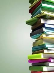 Farklı türlerde kitaplar