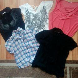 Bluze pentru vara !!!