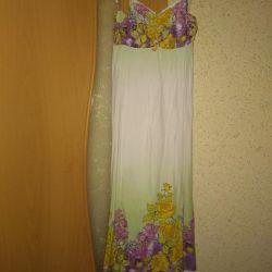 Летнее платье/сарафан