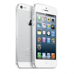 New iPhone 5 (32gb), white