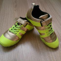 NM Soccer Sneakers