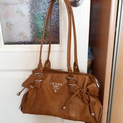 Кожаная сумка женская натуральная,цена снижена