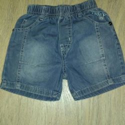 Shorts for a boy for 1,5-2 years