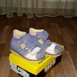 Ortopedik Sandalet