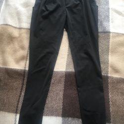 Τα παντελόνια του Xs