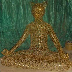 Fildişi Meditatör-heykel-shop