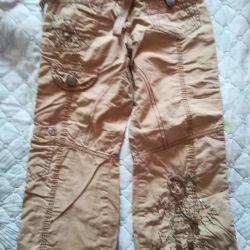 Pantolon pamuk