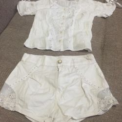 Turkish suit for 4-6 years