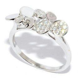Ασημένιο δαχτυλίδι νέο