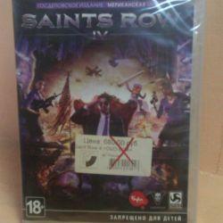 Saints row 4 (license)