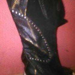 Yeni çizmeler