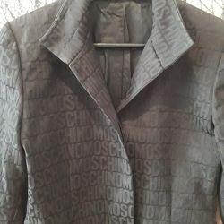Coats, trench coats Moschino Italy