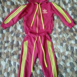 Sports suit ADIDAS + gift