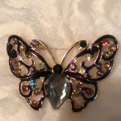 New beautiful brooch