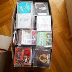 Диски cd ,mp3