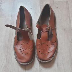 Retro Sandals 36 New