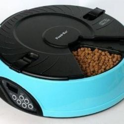 Automatic bowl for 6 feedings