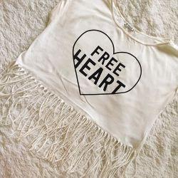 T-shirt top L